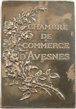 Dubois (Alphée) : La Fileuse, Chambre de Commerce d'Avesnes, s.d. Paris