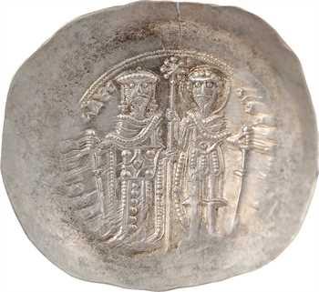 Théodore Ier, aspron trachy, Magnésie, 1208-1222