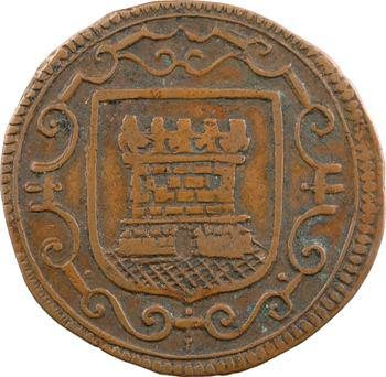Pays-Bas méridionaux, les prévôts de Tournai, 1665