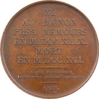 Louis XVIII, Mirabeau, par Gatteaux, 1822 Paris