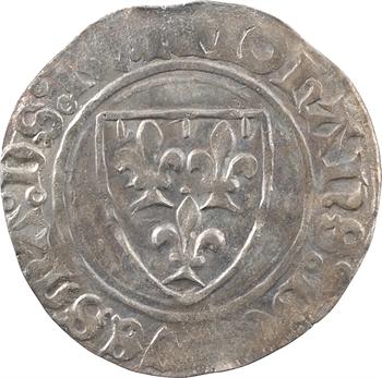 Belgique, Rummen, Jean II de Wesemael, gros, imitation du guénar, s.d. (1427-1435)