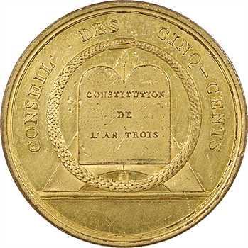 Directoire, Conseil des Cinq-Cents, l'An VI (1798) Paris