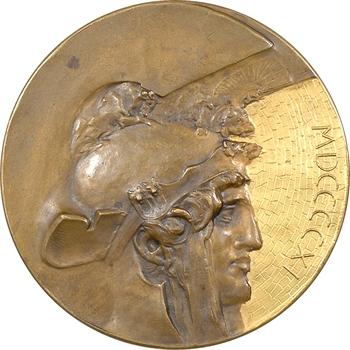 Italie, Victor-Emmanuel III, cinquantenaire du royaume d'Italie, par Zanelli, 1911