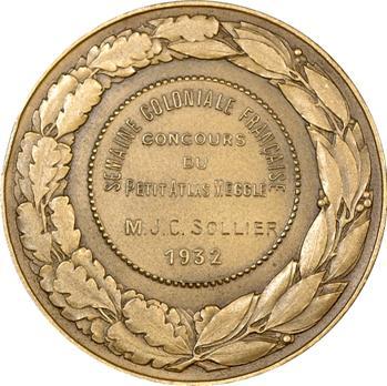Algérie, semaine coloniale, concours du petit Atlas Megglé, 1932