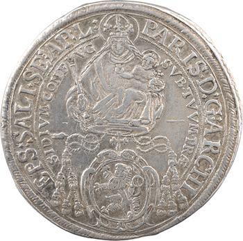 Autriche, Salzbourg (archevêché de), Paris von Lodron, thaler, 1649