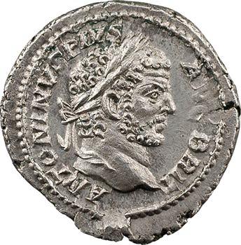 Caracalla, denier, Rome, 212