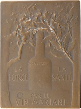 Mariani : le vin Mariani, par Patriarche, s.d. Paris