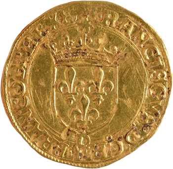 François Ier, écu d'or au soleil 1er type, (1540) Lyon