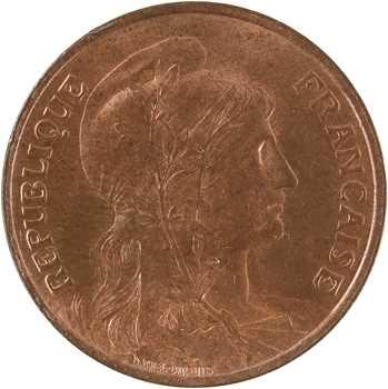 IIIe République, 5 centimes Daniel-Dupuis, 1913 Paris