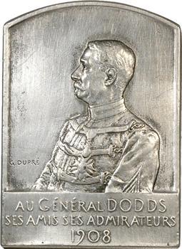 IIIe République, le Général Dodds et ses victoires, 1908