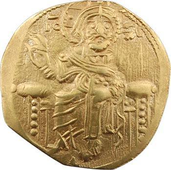 Jean II, hyperpyron scyphate, Constantinople, 1118-1143