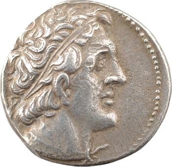 Égypte, Ptolémée II, tétradrachme, Alexandrie ?, 285-246 av. J.-C