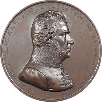 Louis-Philippe Ier, Sussy et l'inauguration du musée des monnaies et médailles, 1833 Paris