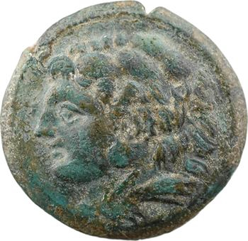 Sicile, Syracuse, Pyrrhus, litra, 278-276 av. J.-C
