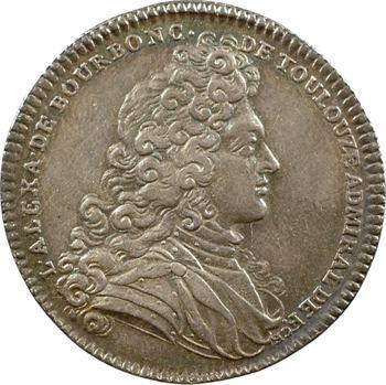 Marine, Louis-Alexandre de Bourbon, 1711