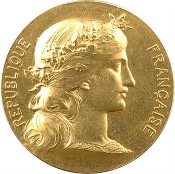 Daniel-Dupuis (J.-B.) : Reims, médaille d'or, prix Jolicœur de la Société de médecine, 1903 Paris