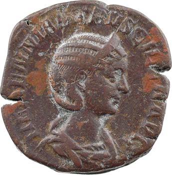 Hérennia Etruscille, sesterce, Rome, 250-251