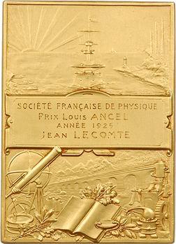 Allouard (H.) : la Science dévoile la Vérité (prix de Physique), 1925 Paris