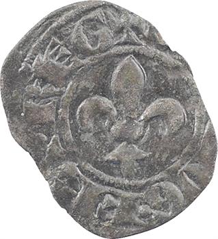 Dauphiné, Viennois (dauphins du), Charles Ier dauphin (futur Roi Charles V), obole ?, s.d. (avant 1364)