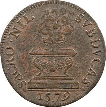 Hainaut, Avesnes (ville d'), service des comptes de la ville, 1579