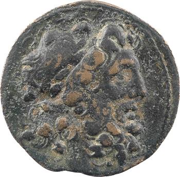 Syrie, Démétrios II Nicator, bronze AE22, Antioche, 1er règne (146-140 av. J.-C.)