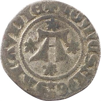 Savoie (duché de), Amédée VI, forte escucellato, s.d. Pont d'Ain ou Chambéry
