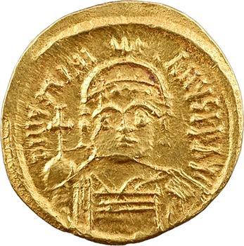 Justinien Ier, solidus, Rome ? 527-565