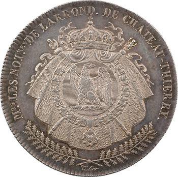Premier Empire, notaires de Château-Thierry, 1806 Paris