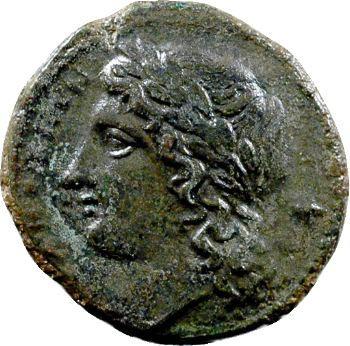 Sicile, moyen bronze, Syracuse, 317-289 av. J.-C.