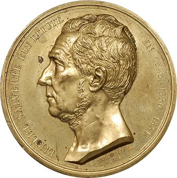 Louis-Philippe Ier, Eusèbe Salverte élu député, par Rogat, 1834 Paris