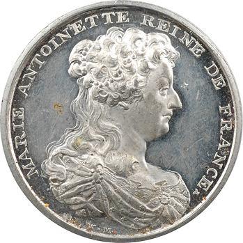 Mort de Marie Antoinette, par William Mainwaring, 1793 Angleterre