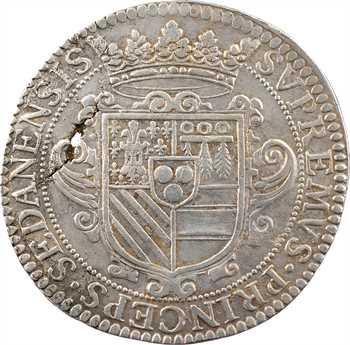 Sedan (principauté de), Henri de La Tour, XXX sols 3e type, 1614 Sedan