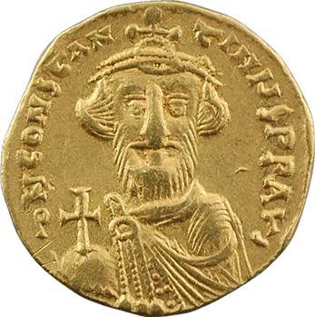 Constant II, solidus, Constantinople, 5e officine, 650-651
