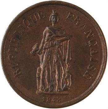 IIe République, proclamation de la République, 1848 Paris