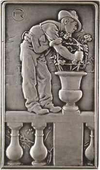 Roques (F.) : l'Art des jardins, 1908 Paris, SAMF N° 52