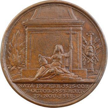 Angleterre, série des Rois par Jean Dassier, Marie Ière Tudor, s.d. (c.1731-1732)