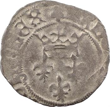 Charles VI, florette 7e émission, mai 1420, Troyes