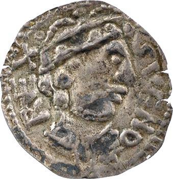 Danemark, Svend Grathe, denier bractéate, s.d. (1146-1157) Viborg (Jutland)