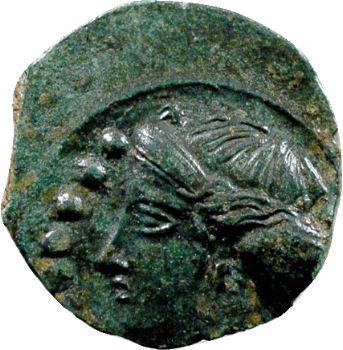 Sicile, moyen bronze, Himéra, 420-408 av. J.-C.