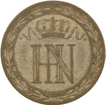 Allemagne, Westphalie (royaume de), Jérôme Napoléon, 20 centimes, 1808 Cassel