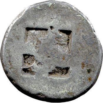 Iles de Thrace, statère, Thasos, 525-463 av. J.-C.