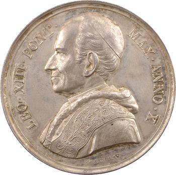 Vatican, Léon XIII, médiation du Pape dans le conflit des îles Caroline, An X (1887) Rome