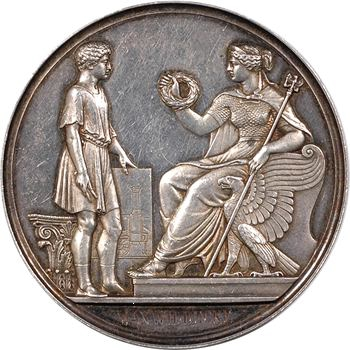 Allemagne, Prusse, Frédéric-Guillaume IV, prix de l'Université technique de Berlin (attribuée), 1856