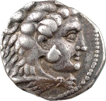 Macédoine, Cassandre (au nom d'Alexandre le Grand), tétradrachme, Aké, c.315 av. J.-C.