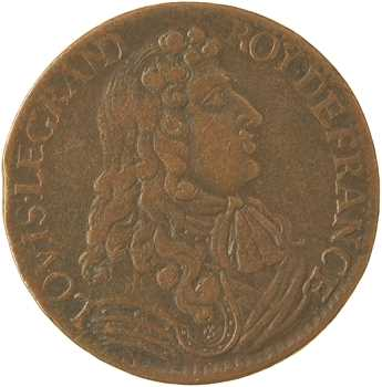 Bar (duché de), Louis XIV, Réunion à la France, s.d. (1680)