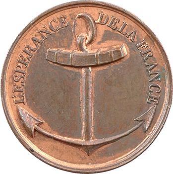 Naissance du duc de Bordeaux, 1820 Paris