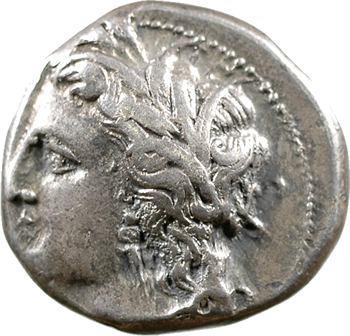 Lucanie, statère, Métaponte, c.330-290 av. J.-C.