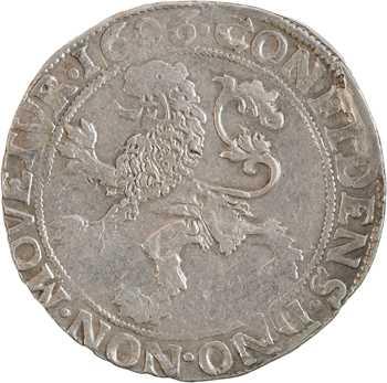 Pays-Bas, Overijssel, écu au lion (daalder), 1606