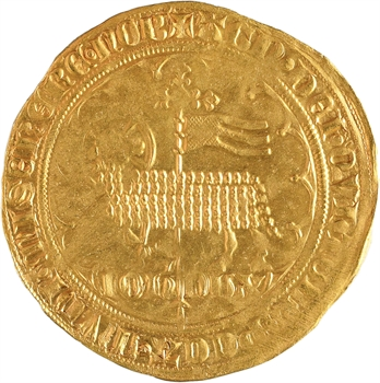 Brabant (duché de), Jeanne et Wenceslas, mouton d'or, Vilvorde