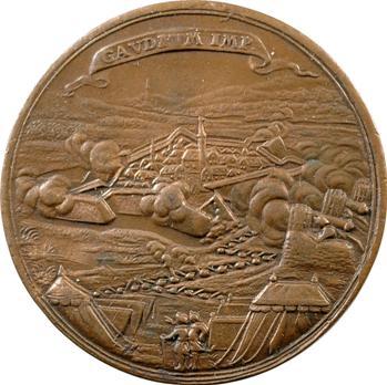 Autriche, Léopold Ier, Libération de Neuheusel, 1685 Vienne